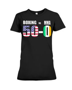 If you're a fan and enjoy watching boxing, MMA, combat sports, or fighting, be sure to grab this shirt for you and your buddies to wear on August 26th. It's going to be fifty to zero for the legendary champion.Show support for Team Money in the most anticipated fight of 2017. Perfect shirt for anyone who is hyped up for American boxing vs Irish MMA match on August 26th 2017.    **LIMITED TIME OFFER**      Each shirt & hoodie are printed on super soft premium material. The appa...