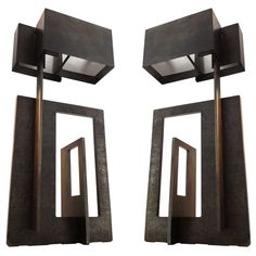 Angelo Brotto Pair of Table Lamp | From a unique collection of antique and modern table lamps at http://www.1stdibs.com/lighting/table-lamps/