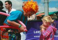 Samenloop voor Hoop Roermond 2011, ballonnen voor het goede doel, KWF kankerbestrijding.