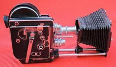 #Bolex h-16 collector #piece 16mm movie camera #prime lens set matte box accesori, View more on the LINK: http://www.zeppy.io/product/gb/2/162003205279/