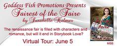 Fairest of the Faire Book Tour - http://roomwithbooks.com/fairest-of-the-faire-book-tour/