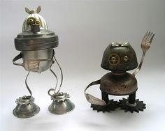 http://whimsicalworldoflaurabird.blogspot.com/2010/11/junk-robots.html