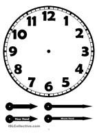 Bill Nye Static Electricity Worksheet Time Wrist Watch Scavenger Hunt  Hour And Half Hour Activities  Base And Exponent Worksheets with Letter And Number Tracing Worksheets Throw The Dice And Say The Time According To The Clocks Preposition Printable Worksheets Word