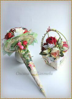 (2) Gallery.ru / Фото #122 - Букеты из конфет 3 - laptewaoxana
