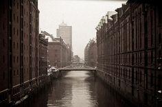 Speicherstadt Hamburg by Thomas Schmidt, via 500px