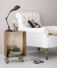 Image result for unusual bedside tables