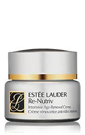 Re-Nutriv intensive age renewal moisturizer, Estee Lauder