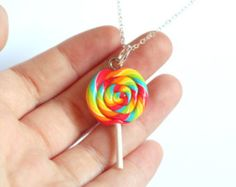 Cereal bowl necklace cheerios fruit loops cornflakes by Zoozim