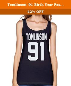 Tomlinson '91 Birth Year Fashion Vest For Woman. The Fashion Vest Makes You Stand Out In A Crowd. And There Are Various Colors And Sizes For You To Choose. Please Measure Carefully Before Buying,and Take Each Measurement A Bit Loosely, So There Will Be Room For You But Not Too Loose.