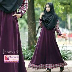 Gamis Jasmine Mayra Dress 03