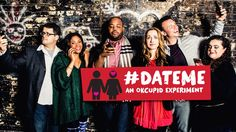 Chicago, Oct 13: #DateMe: An OKCupid Experiment