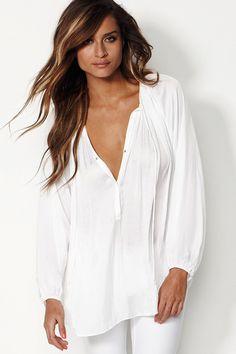 White always looks amazing...