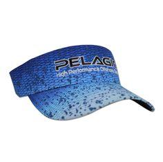 Pelagic - Dorado Visor-Blue