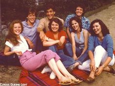 Morgan, Tim, Kelly, Hillary, Nola, Floyd, and Katie.