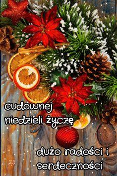 Good Sentences, Christmas Wallpaper, Christmas Tree, Table Decorations, Holiday Decor, Home Decor, Humor, Polish, Good Morning