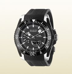 Gucci - gucci dive black watch 339003I16X08690