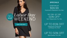 65% OFF @ Lord and Taylor | #labordaysale | Shop and Ship with Borderlinx