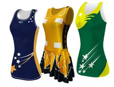 Netball Uniforms, Netball Dresses, School Jersey, Sports Apparel, Dress Sketches, Sport Outfits, Wetsuit, High School, Exercise