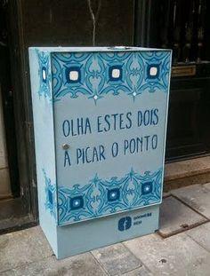 """COISAS DA FONTE: A """"VELHINHA"""" NOVA RUA DAS FLORES (PORTO)"""