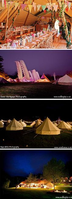 Festival Brides Love: Cariad Canvas and Their Wedding Festival Packages