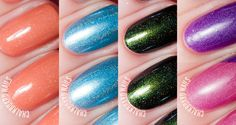 Pretty and Polished Spring FX Collection - View swatches.