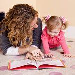 Activities to Boost Language Development: 18-24 Months: Read Together (via Parents.com)