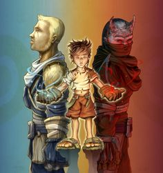Good and Evil / Fable Xbox 360, Video Game Heaven, Fable 2, It Goes On, Medieval Fantasy, Best Games, Cover Art, Game Art, Video Games