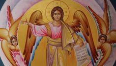 Αν διαβάζεις τώρα αυτό το μήνυμα, μόλις έλαβες μια διπλή ευλογία! Είδα στον ύπνο μου πως επισκέφθηκα τον Παράδεισοκι ένας άγγελος ανέλαβε να με ξεναγήσει. Περπατούσαμε δίπλα – δίπλα σε μια τεράστια αίθουσα γεμάτη με αγγέλους.Ο άγγελος Orthodox Christianity, Faith In God, Christian Faith, Kids And Parenting, Prayers, Religion, Spirituality, Princess Zelda, Fictional Characters