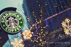starbucks! #starbucks #coffee #Sylvia Cook photography