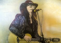 Rodriguez - Painting by Grant Netherlands - Contact Grant email: gnetherlands@gmail.com Netherlands, Fine Art, Painting, The Nederlands, The Netherlands, Painting Art, Paintings, Holland, Visual Arts