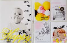 Project Life Journal by karinne at @Studio_Calico