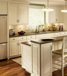 galley kitchen ideas | Small Kitchens Styles | Big kitchen ideas for your small home