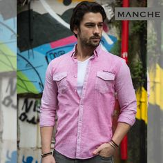 Rengiyle, kumaşıyla tam bir yaz adamı olan Manche Flam Çizgili Parçalı Gömlek  www.manche.com.tr Best Series, Tv Series, Alina Boz, Cute Tigers, Vogue Men, Turkish Delight, Istanbul Turkey, Turkish Actors, Contemporary Fashion
