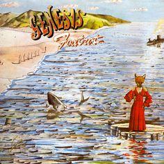 Genesis - Foxtrot at Discogs