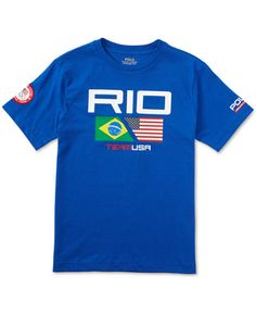 Boys' Olympic Graphic T-Shirt