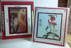 Maxam Made: Oriental Stamp Arts Yahoo Group My Card Album