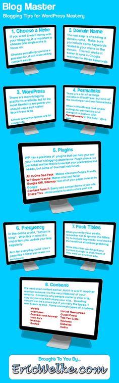 Características de un Blog Profesional con WordPress