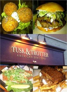 Tusk & Trotter Restaurant in Bentonville is walkable from the CB office. Bentonville Arkansas, Eureka Springs, North West, Cool Places To Visit, Trotter, Brunch, Sweet Home, Beef, Restaurants