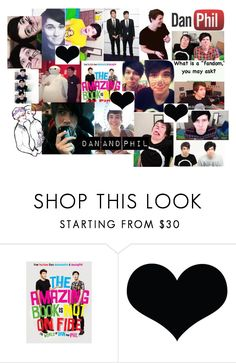 """""""Dan and Phil who love's them?"""" by lukehemmogirl1996 ❤ liked on Polyvore featuring interior, interiors, interior design, home, home decor, interior decorating and Brika"""