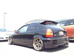 collection Honda Civic with a very luxurious, in 2017 this automotive enthusiasts. In today's world, lovers Modified extremely mad against his favorite vehicle. Honda Civic Vtec, Honda Civic Hatchback, Honda Cars, Honda Motorcycles, Tuner Cars, Jdm Cars, Civic Eg, Bike Engine, Japan Cars
