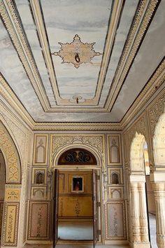 Nahargarh Fort in Jaipur, Rajasthan