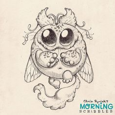 Springwings #morningscribbles | Flickr - Photo Sharing!