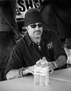 Danny 'The Count' Koker of the show Counting Cars
