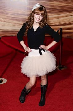 bella thorne tangled movie premiere photos | Bella Thorne Hot Style Pictures: Tangled Movie Premiere Photos and ...
