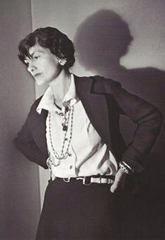 Gabrielle Coco Chanel ❤️