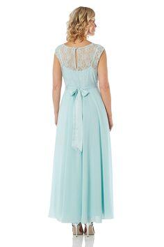 Debut Pale Green Chiffon Waterfall Dress At Debenhams Sarah S Wedding Pinterest And 2017