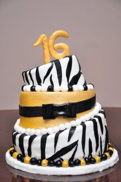 Happy Sweet 16 - a little brighter yellow and we might have a winner.