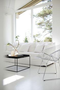 Diamond Chair Weiß -