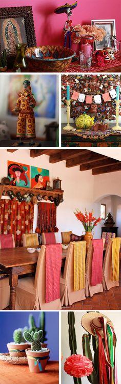 decoração-mexicana                                                                                                                                                                                 Mais