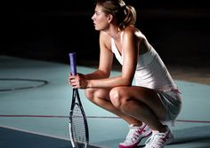 Maria Sharapova in new Nike commercial video